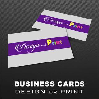 BUSINESS CARDS FOR COMPANY