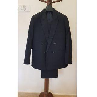 Men's Tailor Made Coat & Slacks