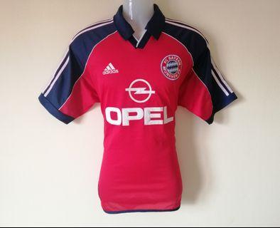 Adidas Bayern Munchen FC Opel Jersey