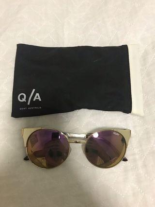Quay sunglasses cat eye