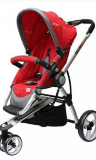 Stroller Baby Sweet Cherry SCR6