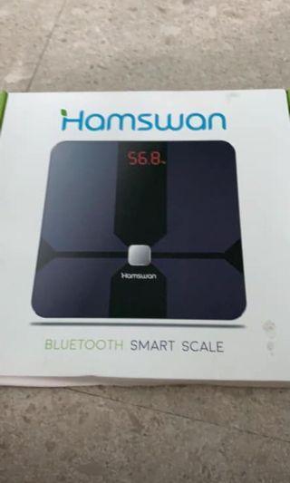 🚚 Bluetooth smart scale