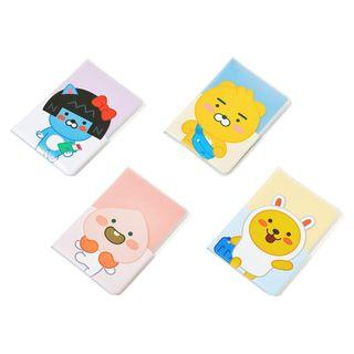 [PO] OFFICIAL KAKAO FRIENDS CLEAR PASSPORT CASE/ COVER