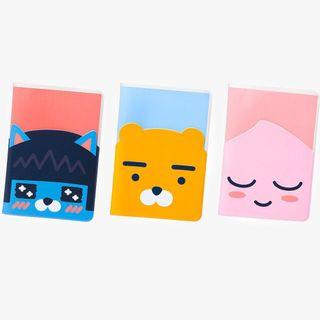 🚚 [PO] OFFICIAL KAKAO FRIENDS CLEAR PASSPORT CASE/ COVER