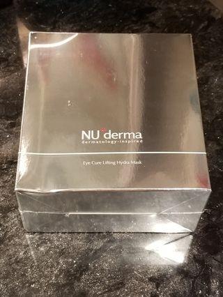 NU+ derma eye cure lifting hydra mask 撫紋水嫩眼膜 50 pcs