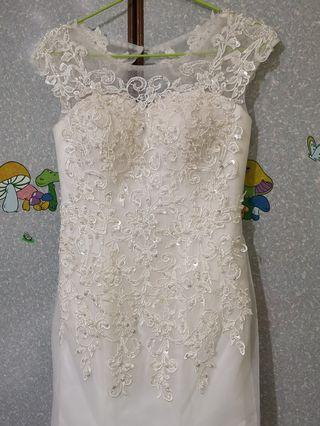 🚚 Wedding Gown Dress bridal