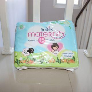 Softex Maternity Pembalut Bersalin Hamil Nifas