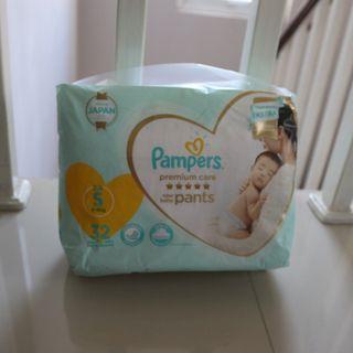 Pampers Popok Celana Premium Care S-32 / Pants S 32