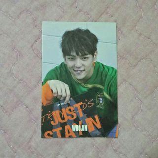 [WTT] Stray Kids I Am WHO (Woojin profile photocard)