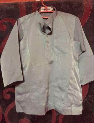 Baju Melayu (salah saiz, tag saiz 3 . tp sesuai utk 4/5 tahun