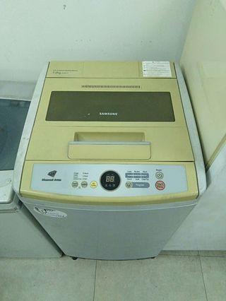 Samsung Washing Machine/Mesin Basuh 7KG