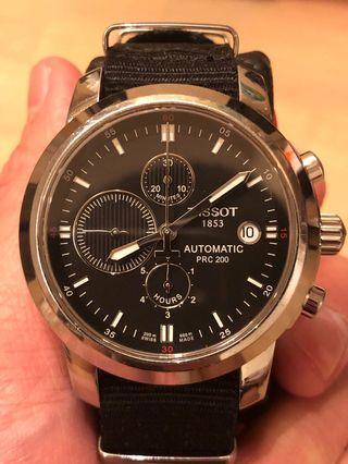 Tissot Automatic Chronograph  ETA movement