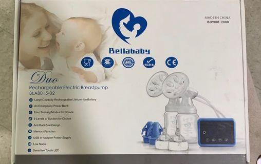 🚚 Bellababy Duo Rechargeable Electric Breastpump