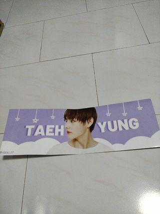 Taehyung Banner