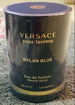 •BRAND NEW• Versace pour femme DYLAN BLUE  30ml