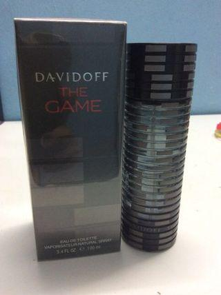 [Free Shipping]Davidoff The Game