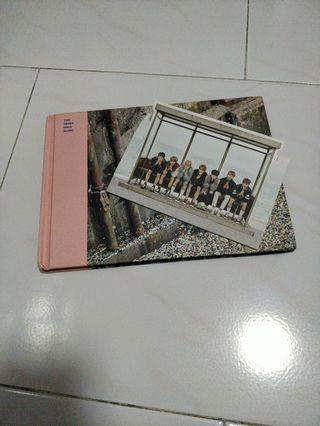 BTS You Never Walk Alone Unsealed Album