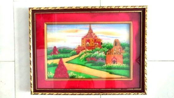 Myanmar Gemstone Portrait