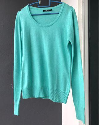Mint Colour Top