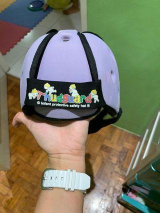 Thudguard baby helmet