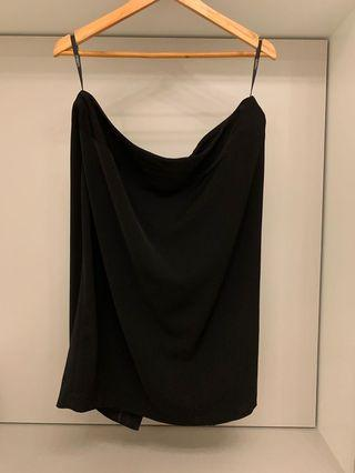 Glenhill pencil skirt black