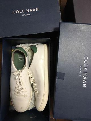 Authentic Cole Haan Traford Club Court Sneakers