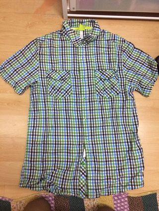 Adidas Neo Shirt Kemeja