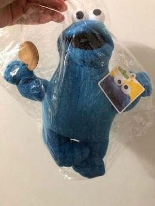 芝麻街 sesame street cookie monster