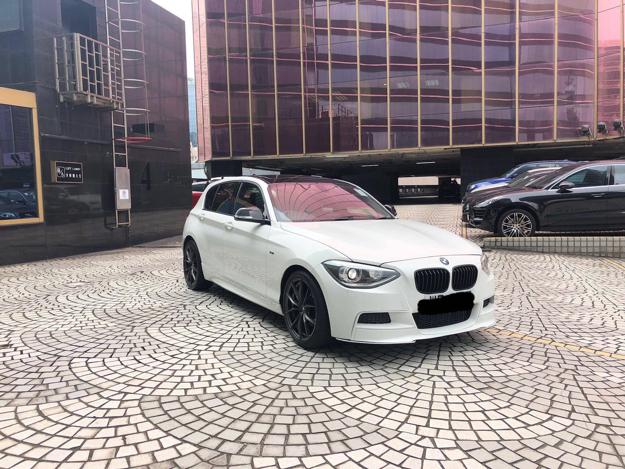 2012 BMW 118I SPORT