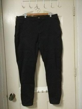 Plus Size Black Jeans (UK20)