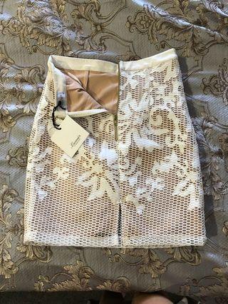 BNWT Bariano Lumier Small skirt RRP $89.95