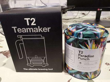 T2 Teamaker ➕Fruit tea
