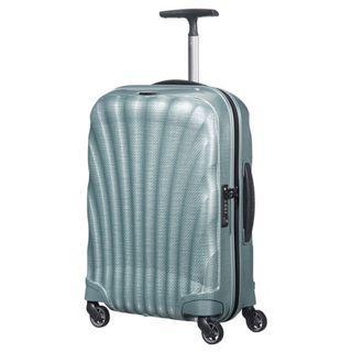 [100% New] Samsonite cosmolite 手提行李箱 20吋 Ice Blue