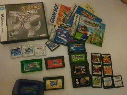 Nintendo game to trade