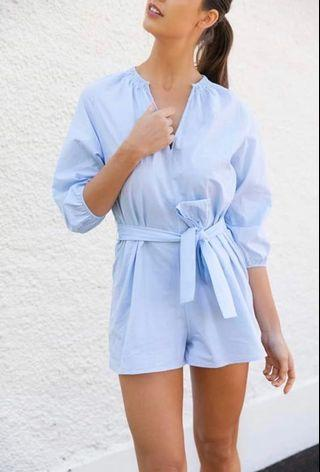 🚚 Seed Heritage Chambray Playsuit