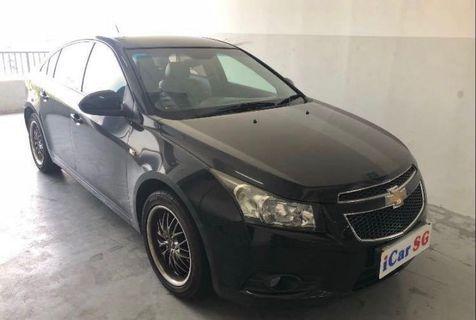 Chevrolet Cruze 1.6 S Auto