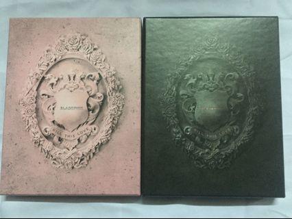 Blackpink Kill This Love Album Pink version