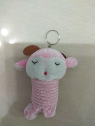🚚 Cute Springy Keychain