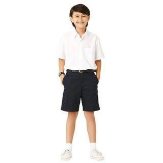 K-Primary School Short Pant (Blue)