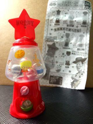 🚚 扭蛋-玩具總動員小扭蛋機