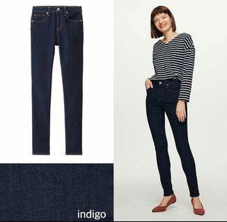 Uniqlo Highwaist Skinny jeans