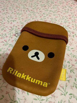 鬆弛熊電話保護套