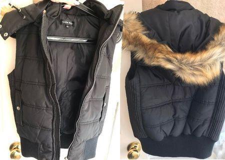 puffer vest jacket