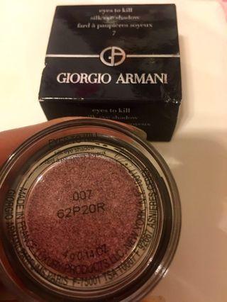 Giorgio Armani eyeshadow (eyes to skill)眼影 no. 7