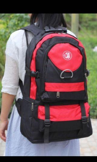 Expandable Hiking Backpack