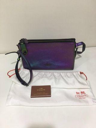 (Reduced Price) Coach Hologram Crossbody Bag
