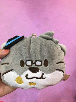Purse - cute doggy 偷食唔抹咀