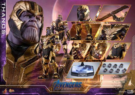 Hottoys Endgame Thanos 4月3日早期訂單