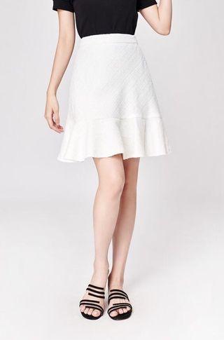 SuiTangTang white skirt ( Brand new)