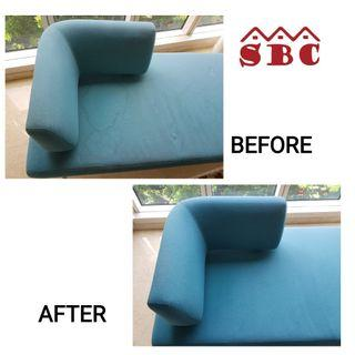 Sofa, chairs, mattress carpet cleaning services